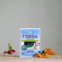 Biała glinka Anapska - Fitokosmetik