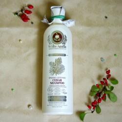 Cedrowy szampon do włosów - White Agafia