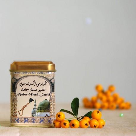 Perfumy Ambra Piżmo Jaśmin - hemani