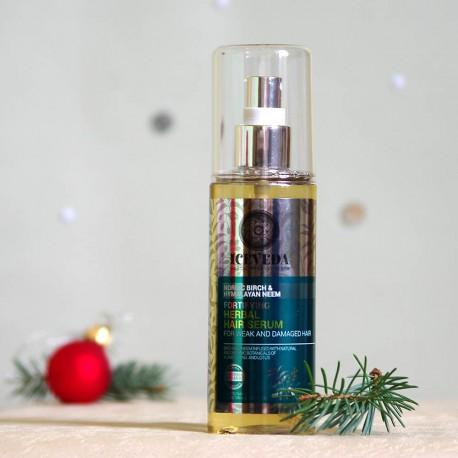 Pokrzepiające ziołowe serum w sprayu - ICEVEDA