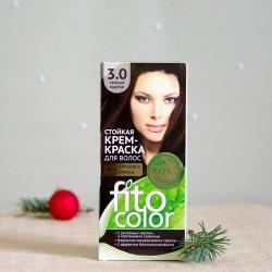 Krem farba do włosów 3.0 Ciemny Kasztan - fitocolor