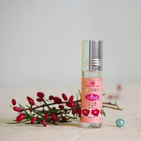Perfumy w olejku Roses - Al Rehab
