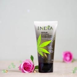 Serum do bardzo suchej skóry z olejem z konopi - INDIA