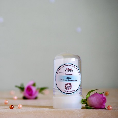 Ałun bezzapachowy dezodorant - Royal ALEPP