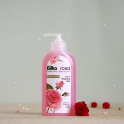 Żel do mycia twarzy Róża Damasceńska - Bilka