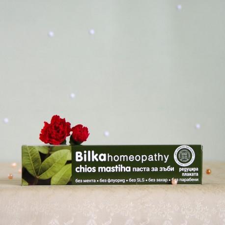 Homeopatyczna pasta do zębów Mastyks - Bilka