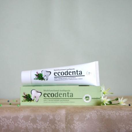 Wielofunkcyjna pasta do zębów 7 ziół - ecodenta