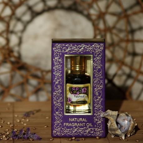 Indyjskie perfumy w olejku Paczuli