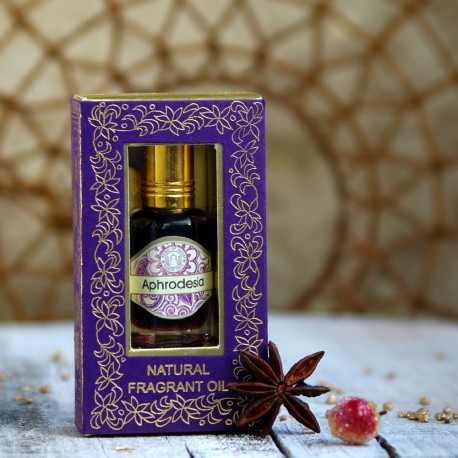 Indyjskie perfumy w olejku Aphrodesia