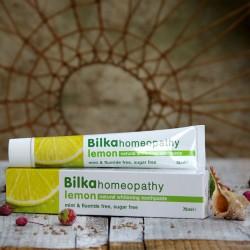 Homeopatyczna wybielająca pasta do zębów