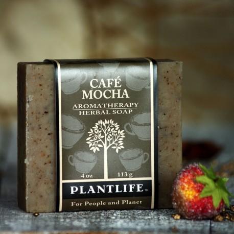 Kawa mocha naturalne mydło wegańskie