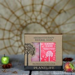 Cukierkowe naturalne mydło wegańskie Plantlife