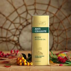 Antycellulitowy ziołowy olejek do masażu