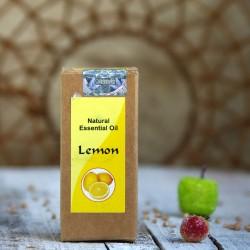 Eteryczny olejek cytrynowy