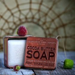 Mydło z masłem kakaowym