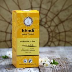 Naturalna henna Khadi - jasny blond