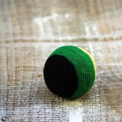 Zośka black, green & yellow