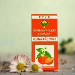 Eteryczny olejek Pomarańczowy