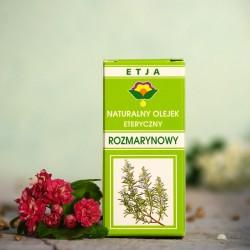 Eteryczny olejek Rozmarynowy Etja 10 ml.