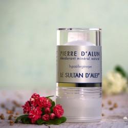 Ałun naturalny antyperspirant