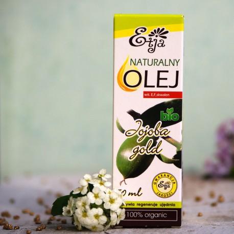 Olej Jojoba Gold BIO