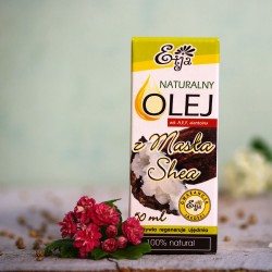 Olej z Masła Shea BIO