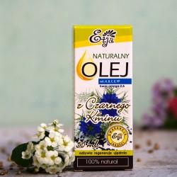 Olej z Czarnego Kminu BIO Etja 50 ml.