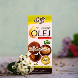 Olej Makadamia BIO Etja 50 ml.