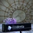 Czarna pasta wybielająca zęby ecodenta