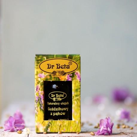 Olejek goździkowy z pąków Dr Beta