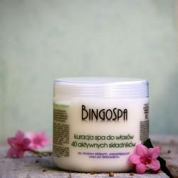 Kuracja SPA 40 aktywnych składników BingoSpa