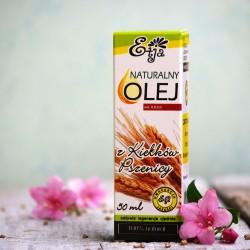Olej z Kiełków Pszenicy BIO Etja 50 ml.