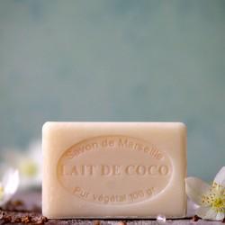 Marsylskie mydło - Kokos