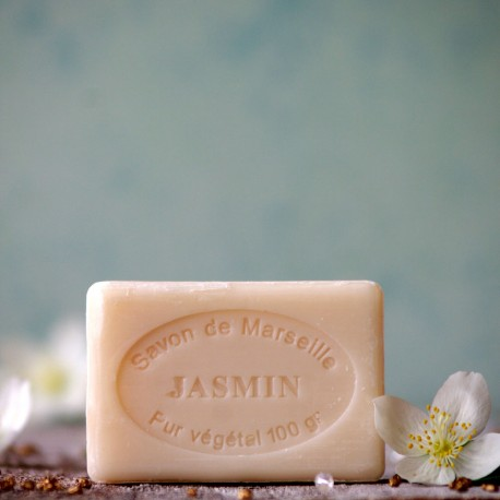 Marsylskie mydło - Jaśmin