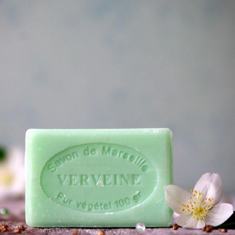 Marsylskie mydło - Werbena