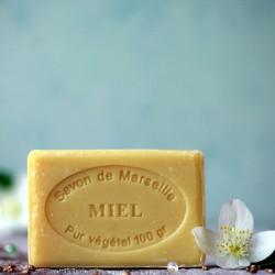 Marsylskie mydło - Miód Le Chatelard
