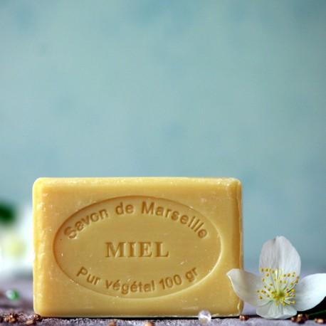 Marsylskie mydło - Miód