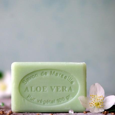 Marsylskie mydło - Aloe Vera