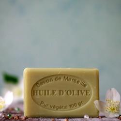 Marsylskie mydło - Oliwa z Oliwek